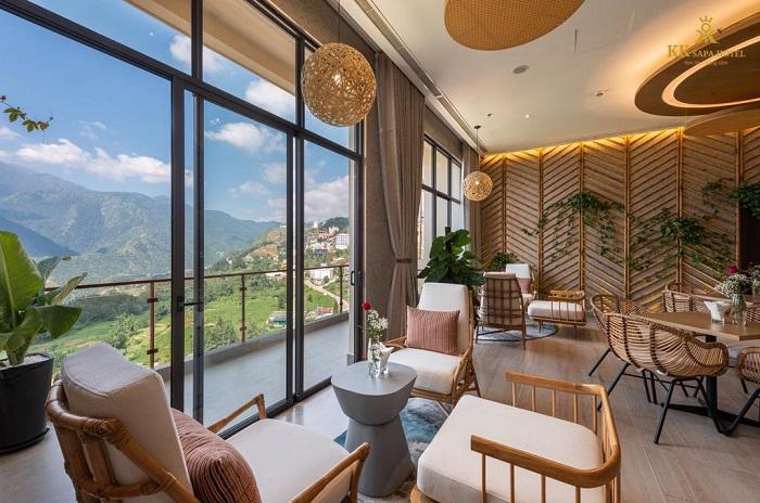 Khách sạn 5 sao là lựa chọn hoàn hảo cho chuyến thăm quan của quý khách