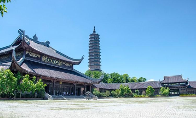 Chùa Bái Đính với nhiều kỷ lục tại Ninh Bình