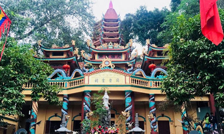 Đền Mẫu Đồng Đăng - Điểm thăm quan tâm linh tại Lạng Sơn