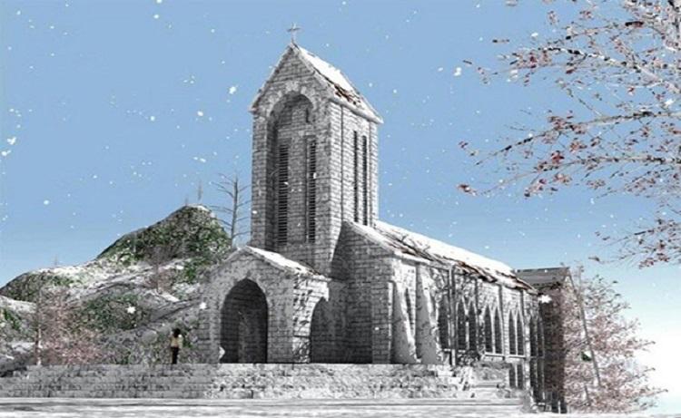 Du lịch Sapa mùa tuyết rơi
