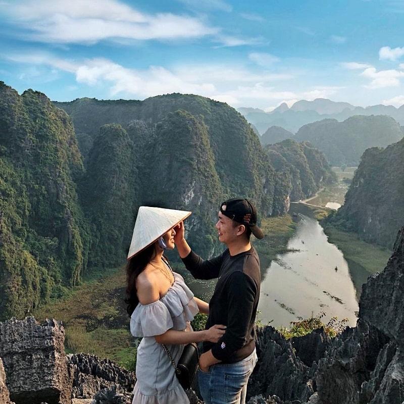 Checkin Hang Múa Ninh Bình