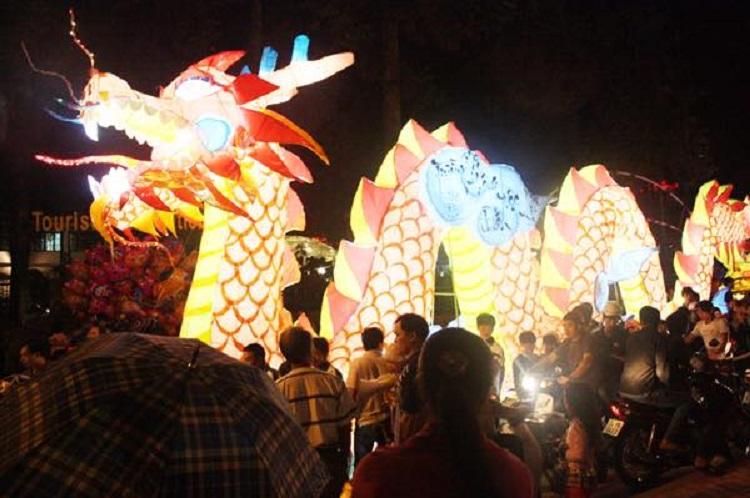 Lễ hội trung thu tại Sapa