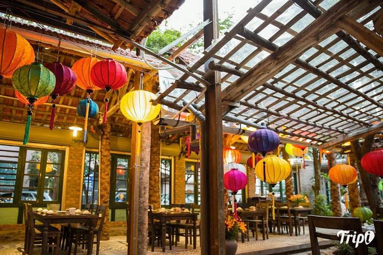 Quán ăn tối ngon ở Hà Nội - Bò Tơ Quán Mộc