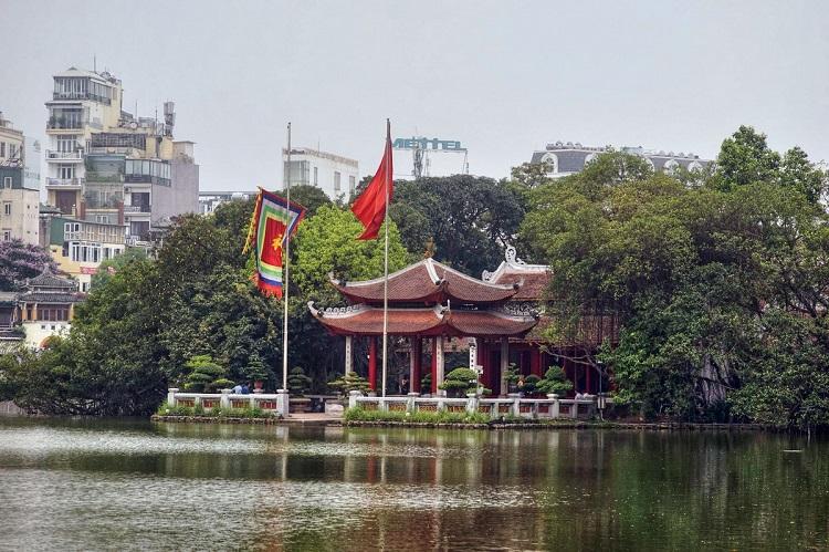Đền Ngọc Sơn Hồ Hoàn Kiếm