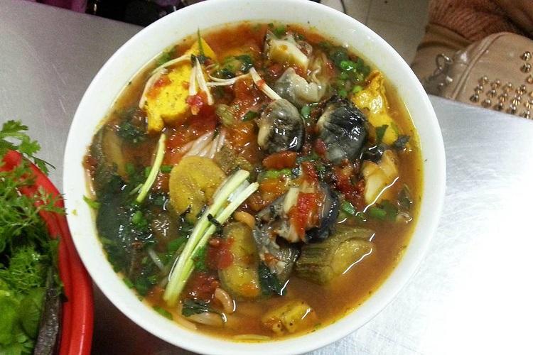 Bún Ốc Bà Lương - Món ngon Hà Nội