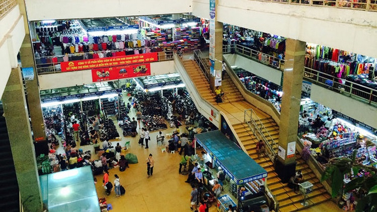 Chợ Đồng Xuân Hà Nội