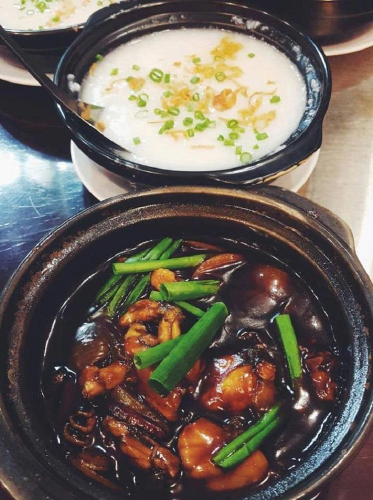 Món ăn trưa ngon Hà Nội