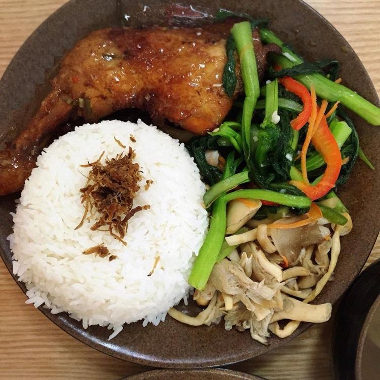 Món ăn trưa ngon đặc biệt ở Hà Nội