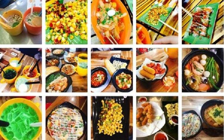 Những món ăn vặt ngon ở Hà Nội