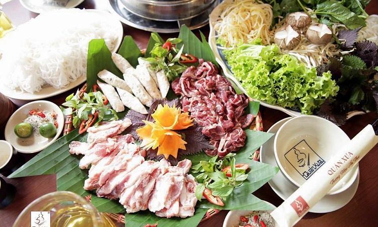 Quán ăn tối ngon ở Hà Nội