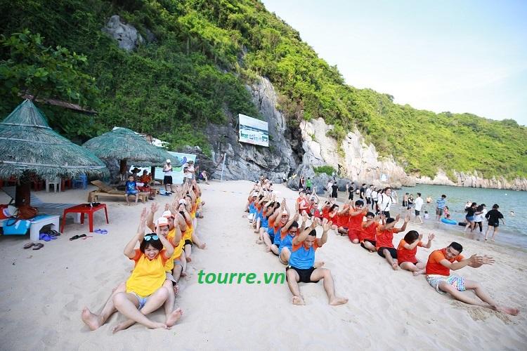 Du lịch Biển Cát Bà 2020