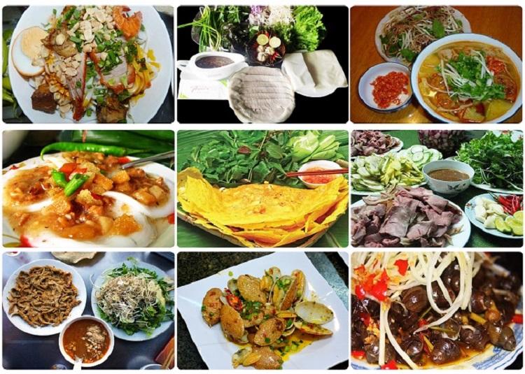 Món ăn vặt ngon ở Đà Nẵng