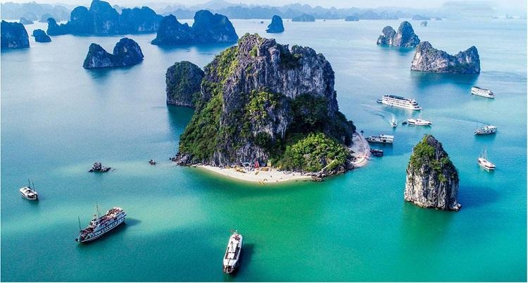 Đảo Ti Top vịnh Hạ Long