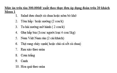 Menu-tour-ha-long-1-ngay-300k